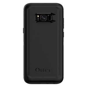 OtterBox Defender Case for Samsung Galaxy S8 Plus, Black