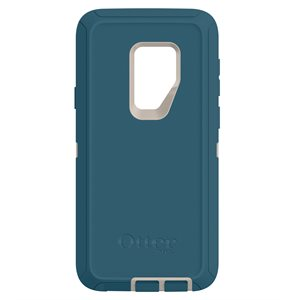 OtterBox Defender Samsung Galaxy S9 Plus, Big Sur Blue